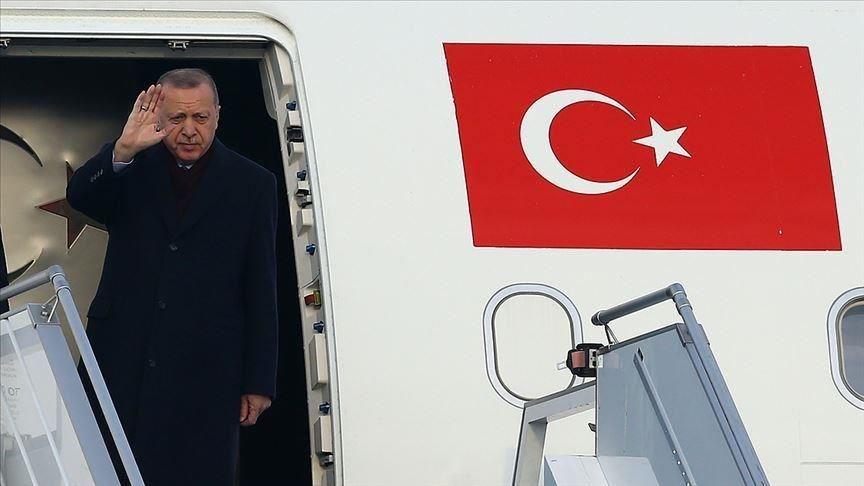 يُرتقب زيارة للرئيس التركي رجب طيب إردوغان غداً الأحد إلى إردوغان إلى مدينة فاروشا