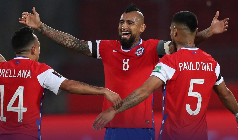 فيدال يقود تشيلي إلى أول فوز في التصفيات