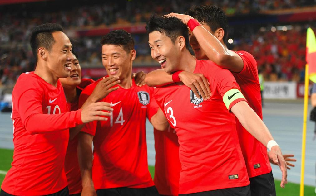 5 إصابات بكورونا في منتخب كوريا الجنوبية!