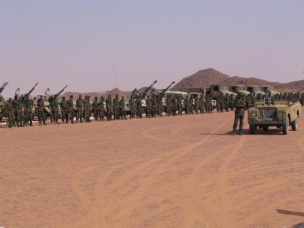 جبهة البوليساريو تتحدث عن اندلاع الحرب مع المغرب بعد نسف وقف إطلاقِ النار