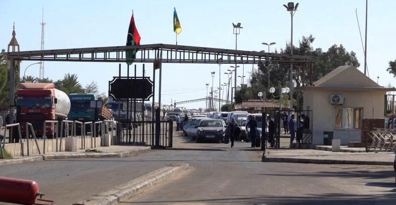 الحدود التونسية الليبية أعيد افتتاحها بعد 7 أشهر من الاغلاق بسبب كورونا