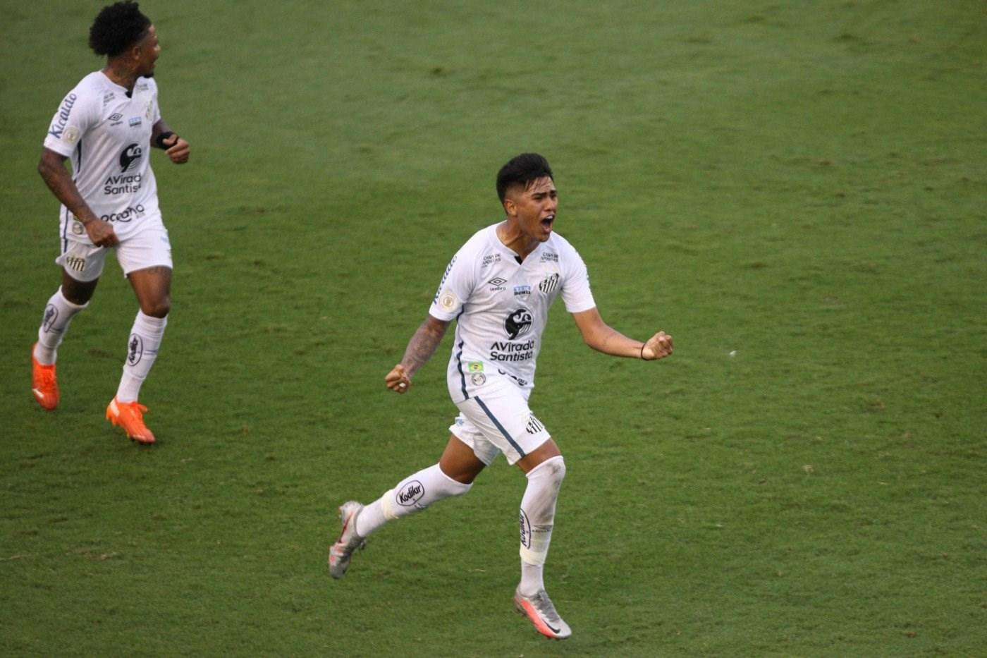 فاز سانتوس بنتيجة 2-0