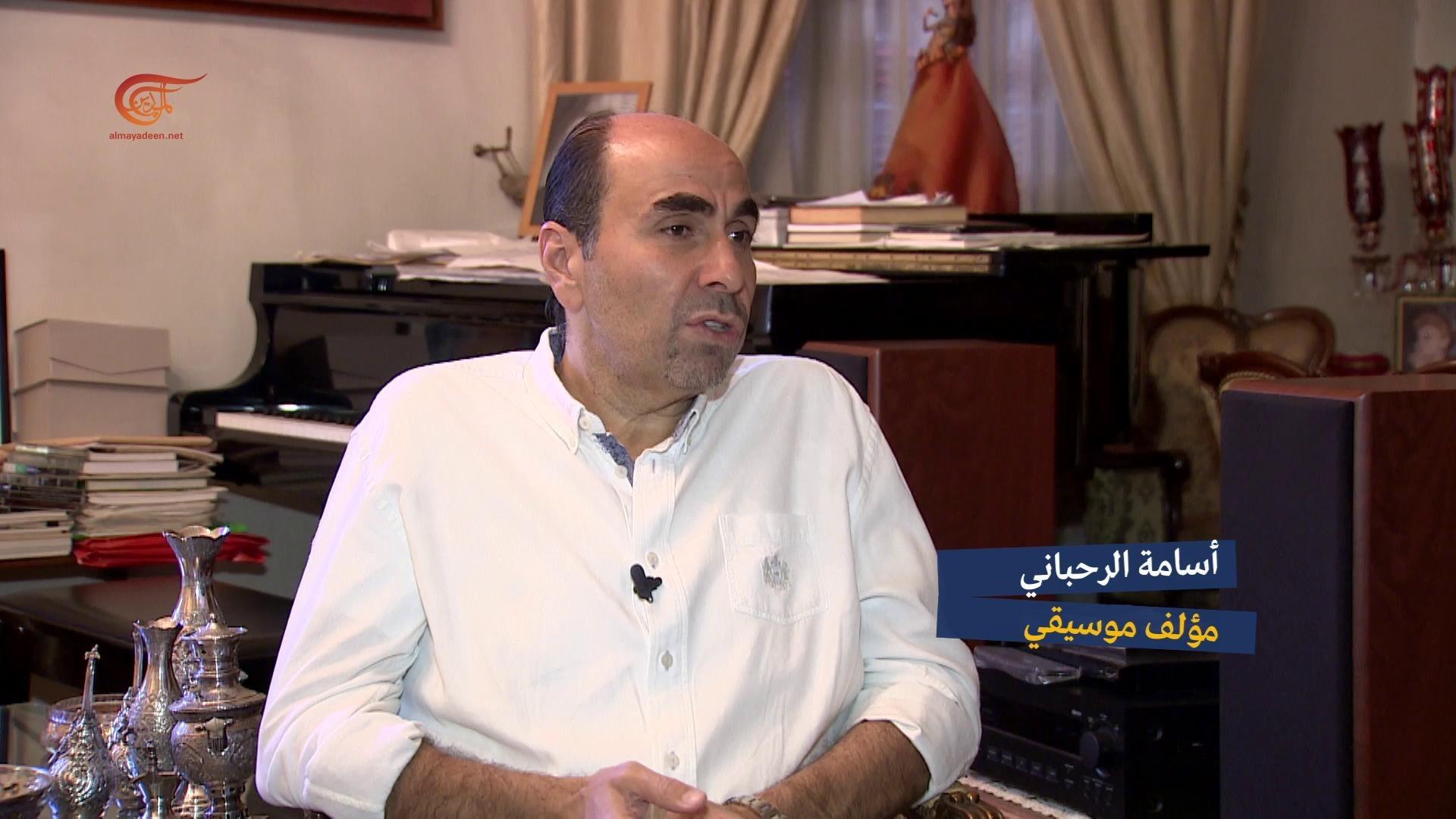 الموسيقي أسامة الرحباني لـ الميادين نت: واقعنا الراهن يحول دون جباية كامل حقوق الفنانين