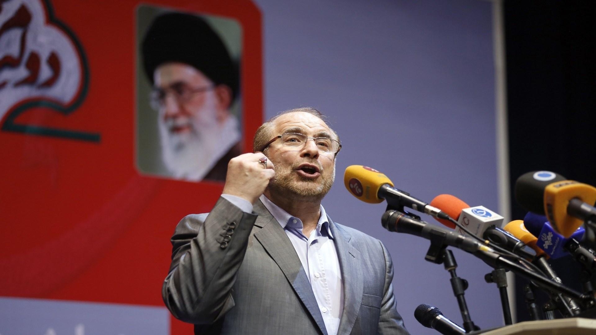 قاليباف: في أفضل الحالات لن يختلف بايدن عن أوباما واضع العقوبات القاسية ضد إيران