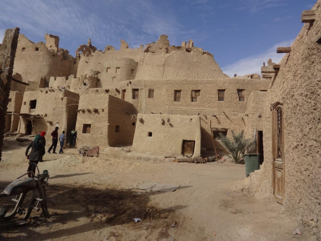 ترميم قلعة سيوة في مصر لتشجيع السياحة البيئية