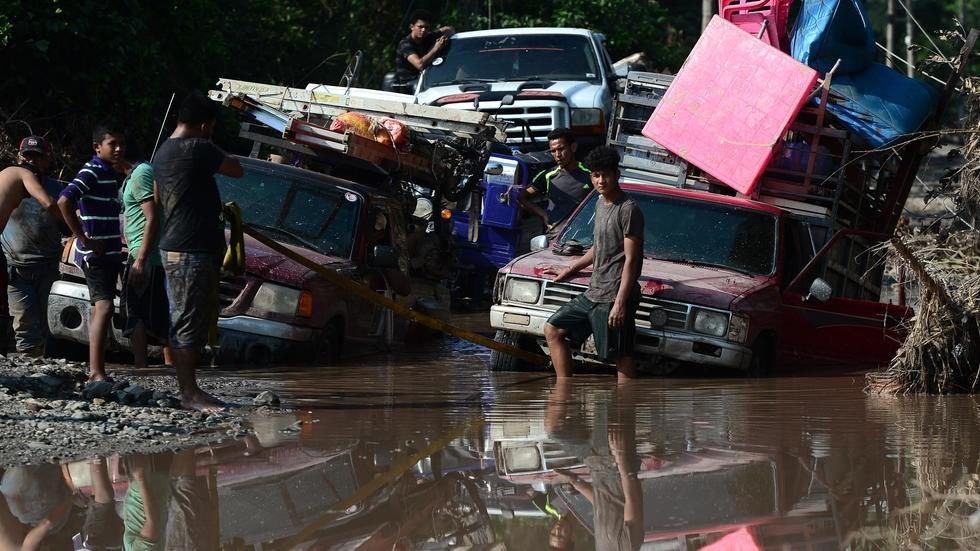 الإعصار إيوتا يقترب أكثر من أميركا الوسطى