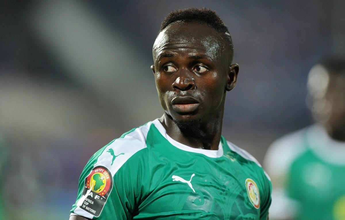 سجّل مانيه هدف الفوز على غينيا بيساو