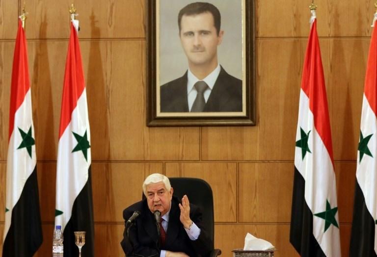 سوريا عن المعلم: خسرنا مناضلاً وصوتاً للحق في وجه الإرهاب