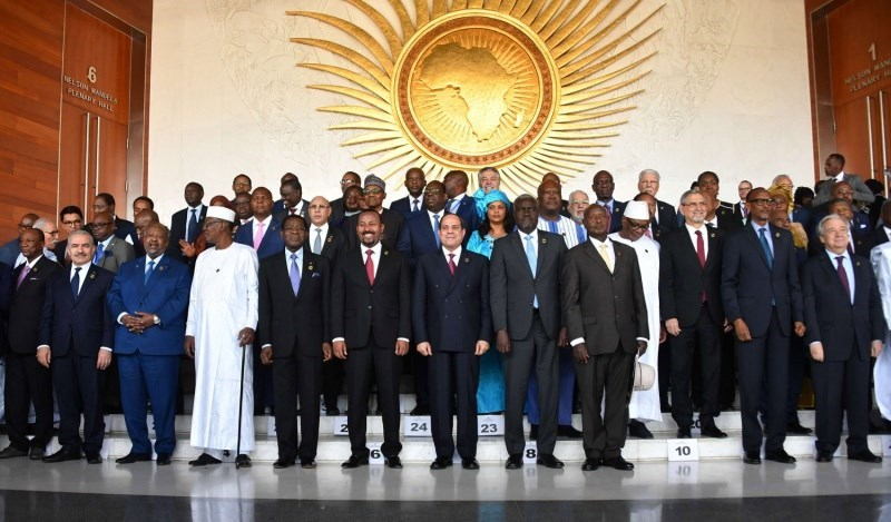 الدول الأفريقية في الأمم المتحدة