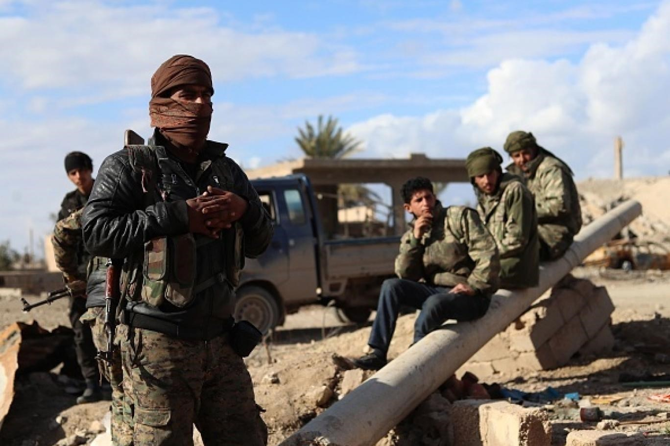 إعلام إسرائيلي: الحرب السورية أقلقت القادة في