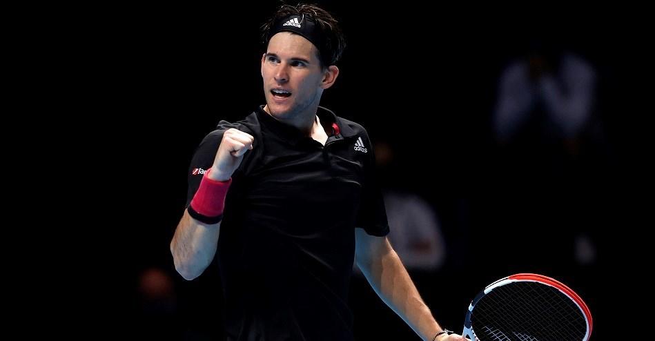 بطولة التنس الختامية: تيم يتفوق على نادال