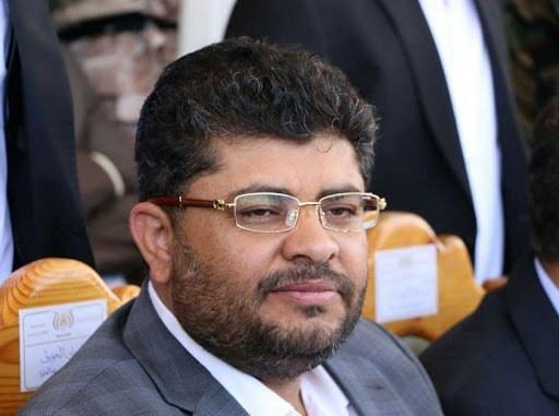 عضو المجلس السياسي الأعلى في اليمن محمد علي الحوثي.