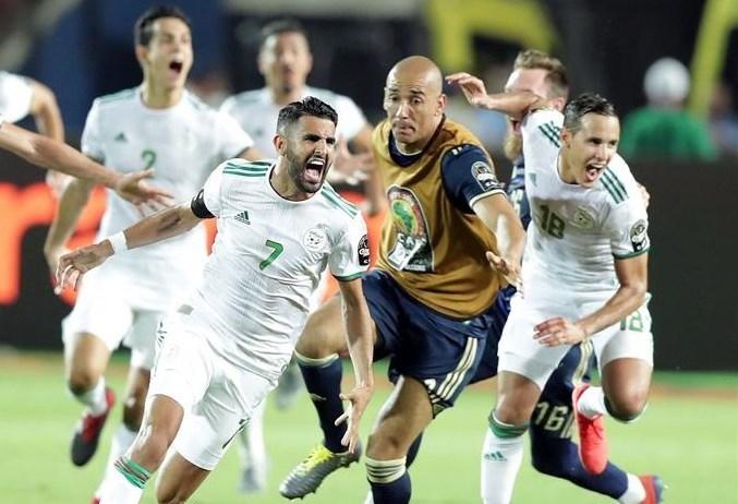 باتت الجزائر ثاني المتأهّلين إلى البطولة بعد السنغال