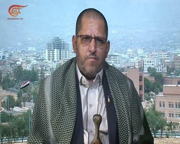 عضو وفد صنعاء المفاوض حميد عاصم.