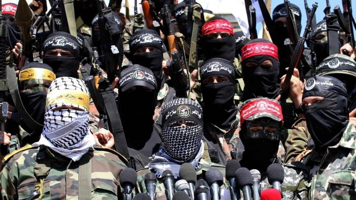 فصائل المقاومة الفلسطينية: