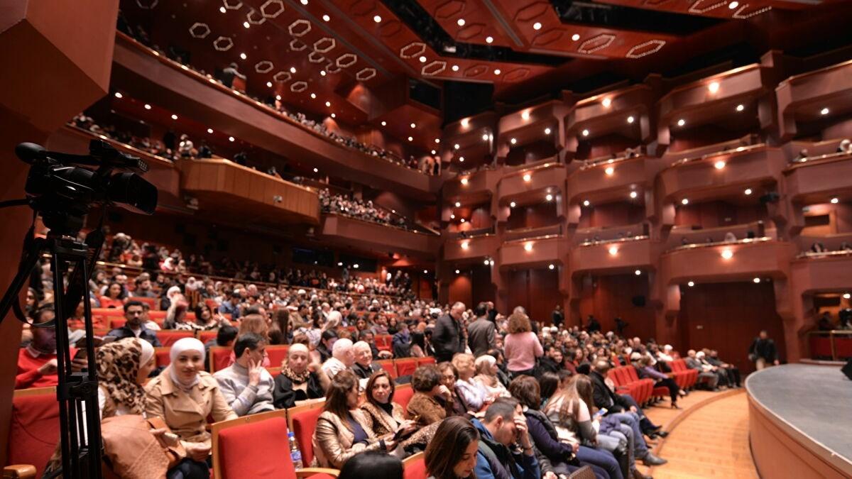 باللغة الروسية.. عروض غنائية على مسرح دار الأوبرا السورية