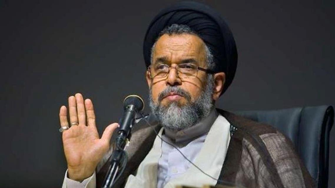 طالت العقوبات وزير الاستخبارات الإيراني السيد محمود علوي