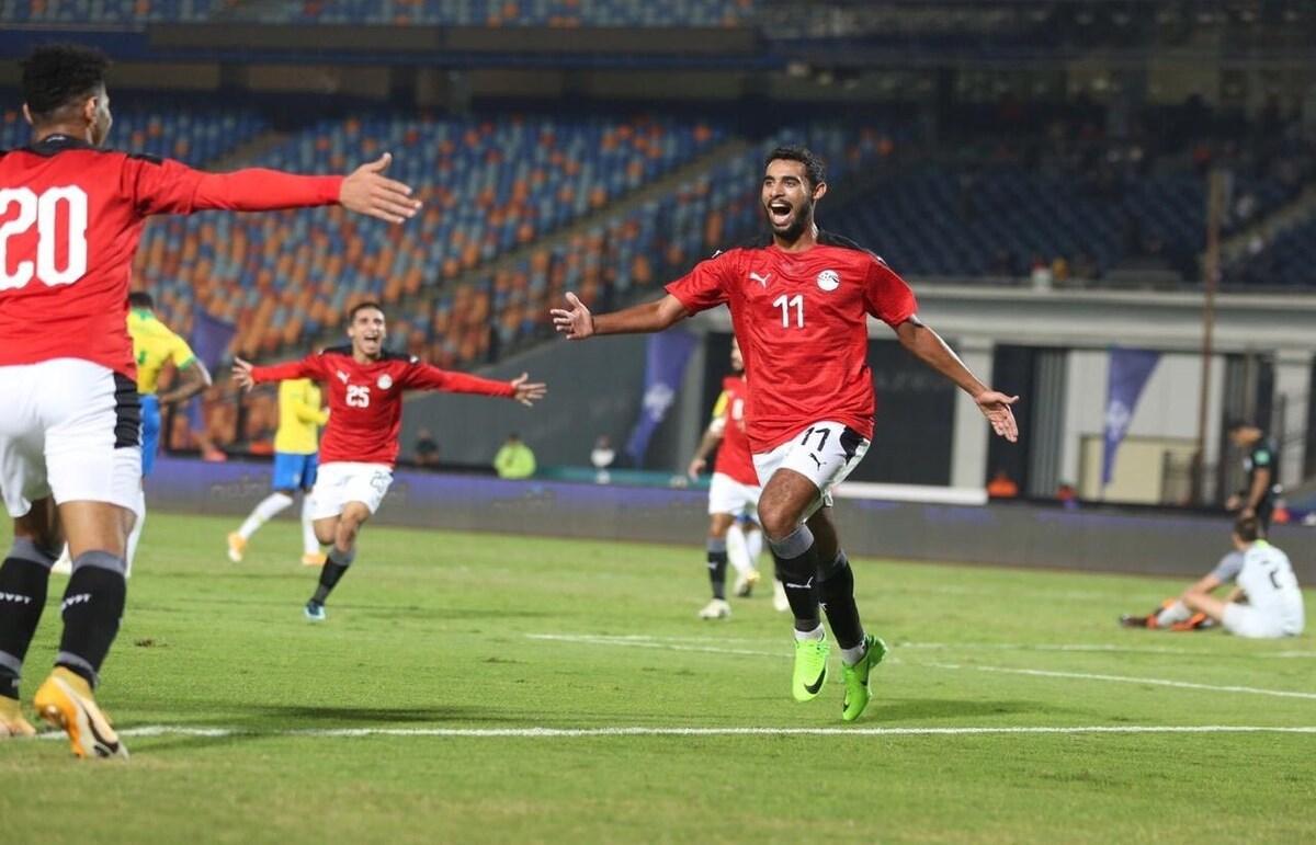 هذه المرة الأولى التي تفوز فيها مصر على البرازيل في مختلف الفئات