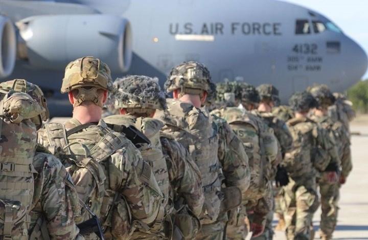 أميركا ستخفض تواجدها العسكري في العراق إلى 2500 جندي
