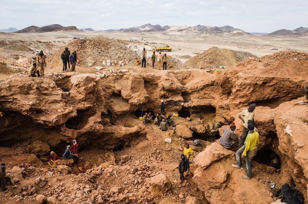 شركات محلية وعالمية تنقب عن الذهب في الصحراء الشرقية في مصر