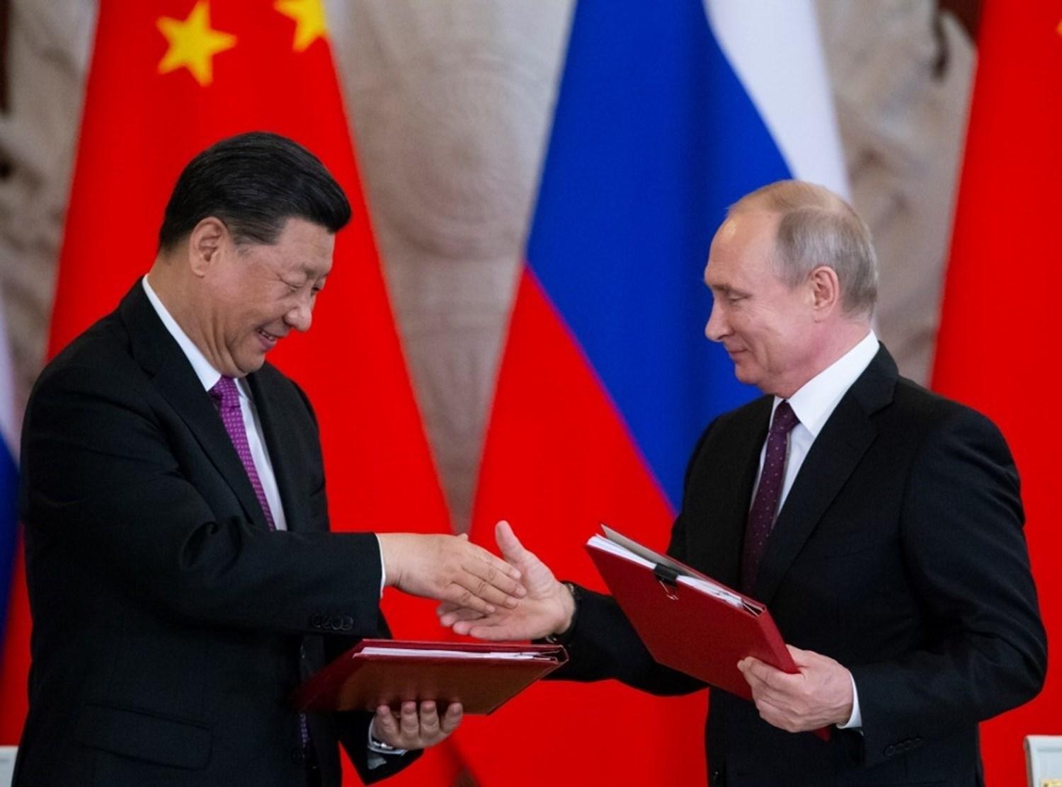 بكين: تعاون الصين وروسيا عامل استقرار عالمي