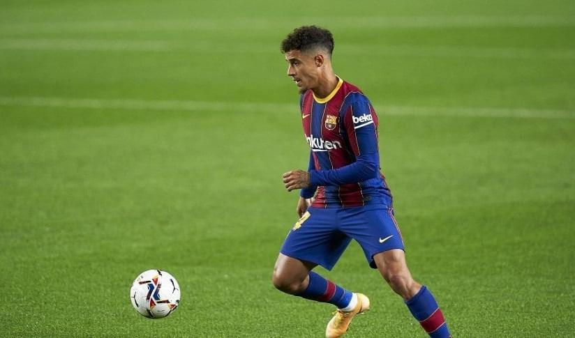 كوتينيو قد يشارك في مباراة أتلتيكو مدريد