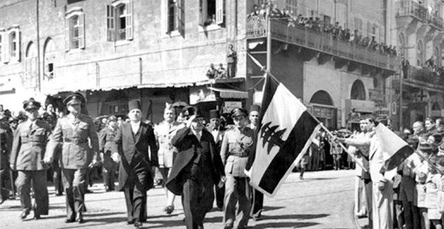 هو عيد استقلال لبنان.. وجب علينا أن نتعرّف على بعضٍ من مراحل النضال من أجل إجلاء القوات الأجنبية