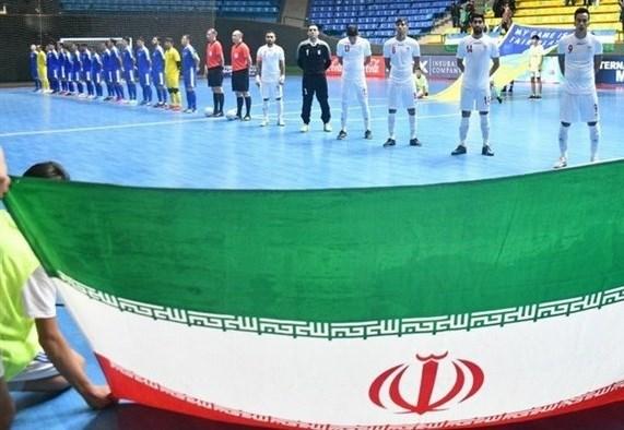 منتخب إيران في المركز السادس عالمياً