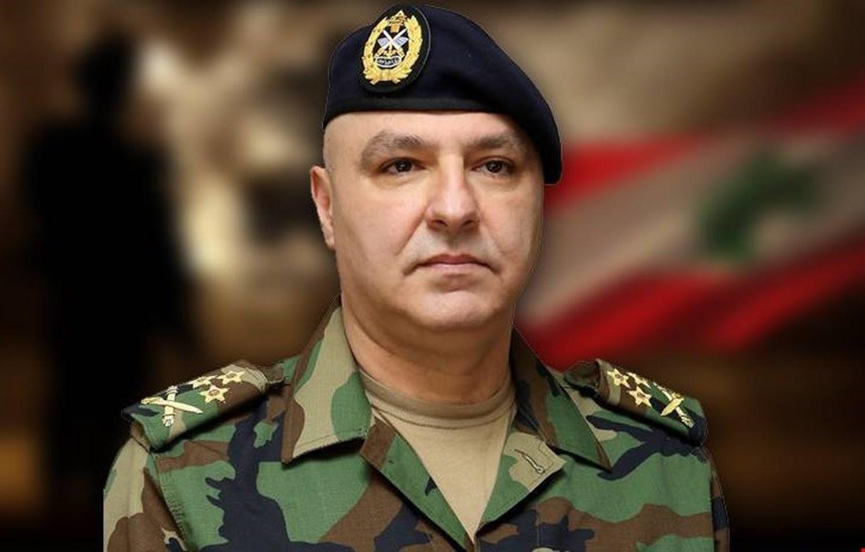 العماد عون للعسكرين: