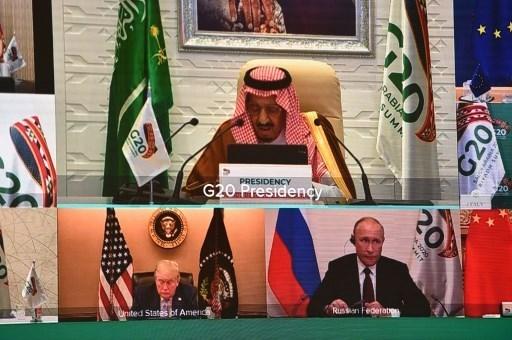 الملك السعودي سلمان بن عبد العزيز افتتح قمة