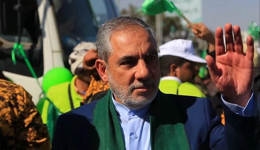 السفير الإيراني في اليمن حسن إيرلو