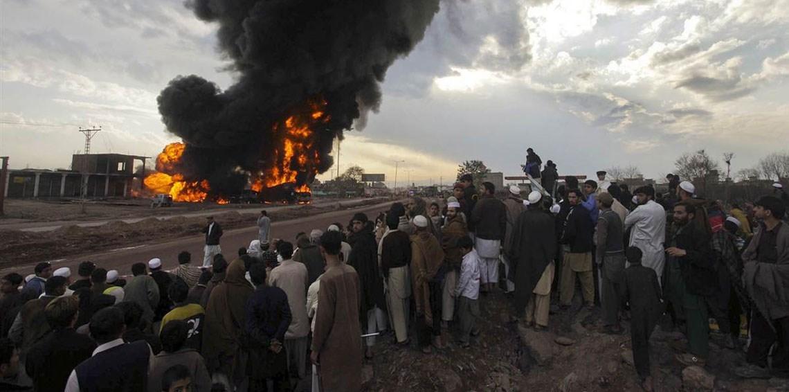 انفجارات سلسلة تهز العاصمة كابول