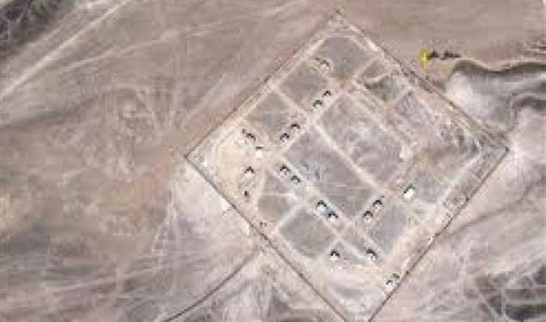 معسكر ماس في مأرب باليمن