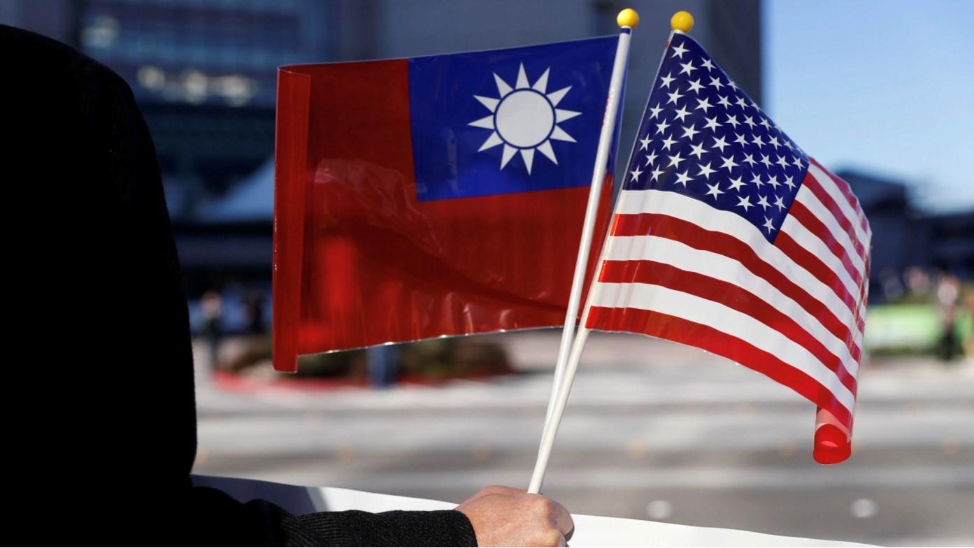 محادثات بين أميركا وتايوان بهدف تعزيز العلاقات الاقتصادية ومواجة الصين
