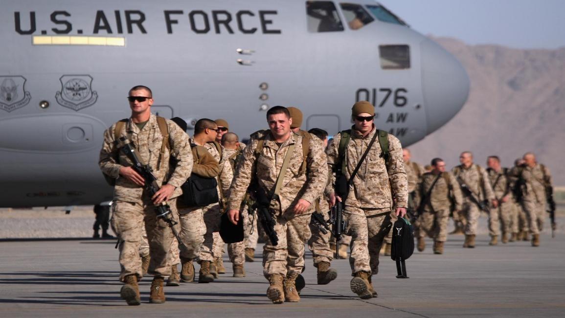 قرار ترامب بسحب قوات عسكرية من افغانستان يضع بايدن في مأزق