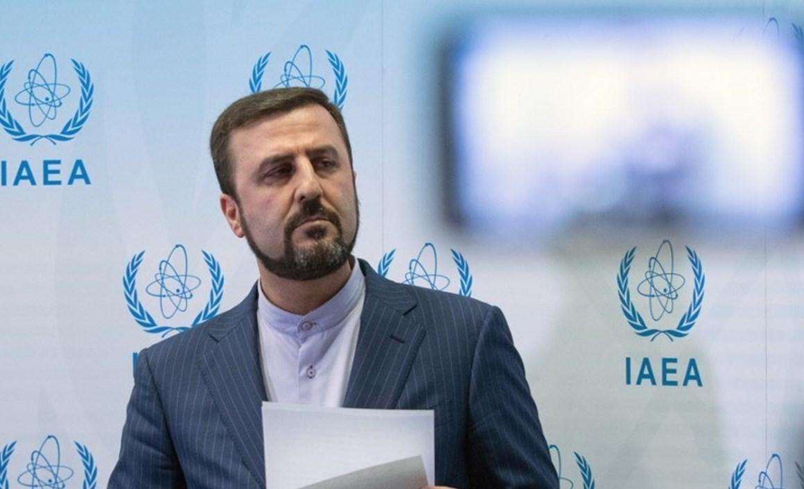 آبادي: لقد قلنا للترويكا الأوروبية إننا لن نعلق اجراءات تقليص التزاماتنا بالاتفاق النووي طالما أن العقوبات مستمرة