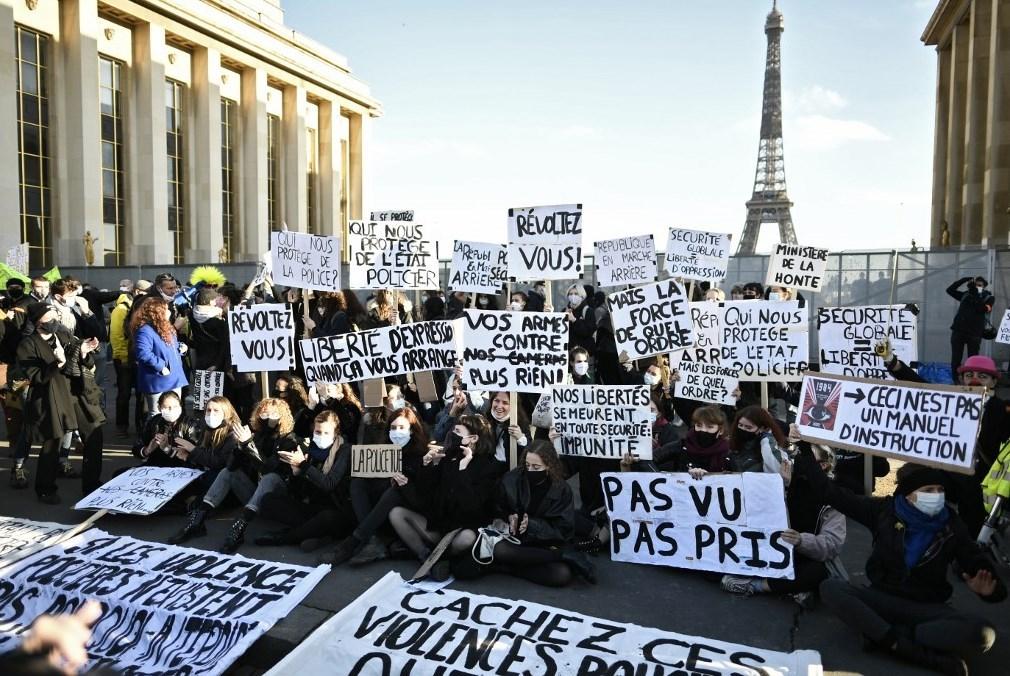 احتجاجات ضد