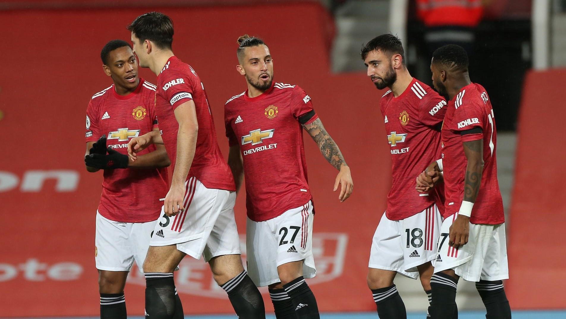 فاز مانشستر يونايتد على وست بروميتش ألبيون 1-0