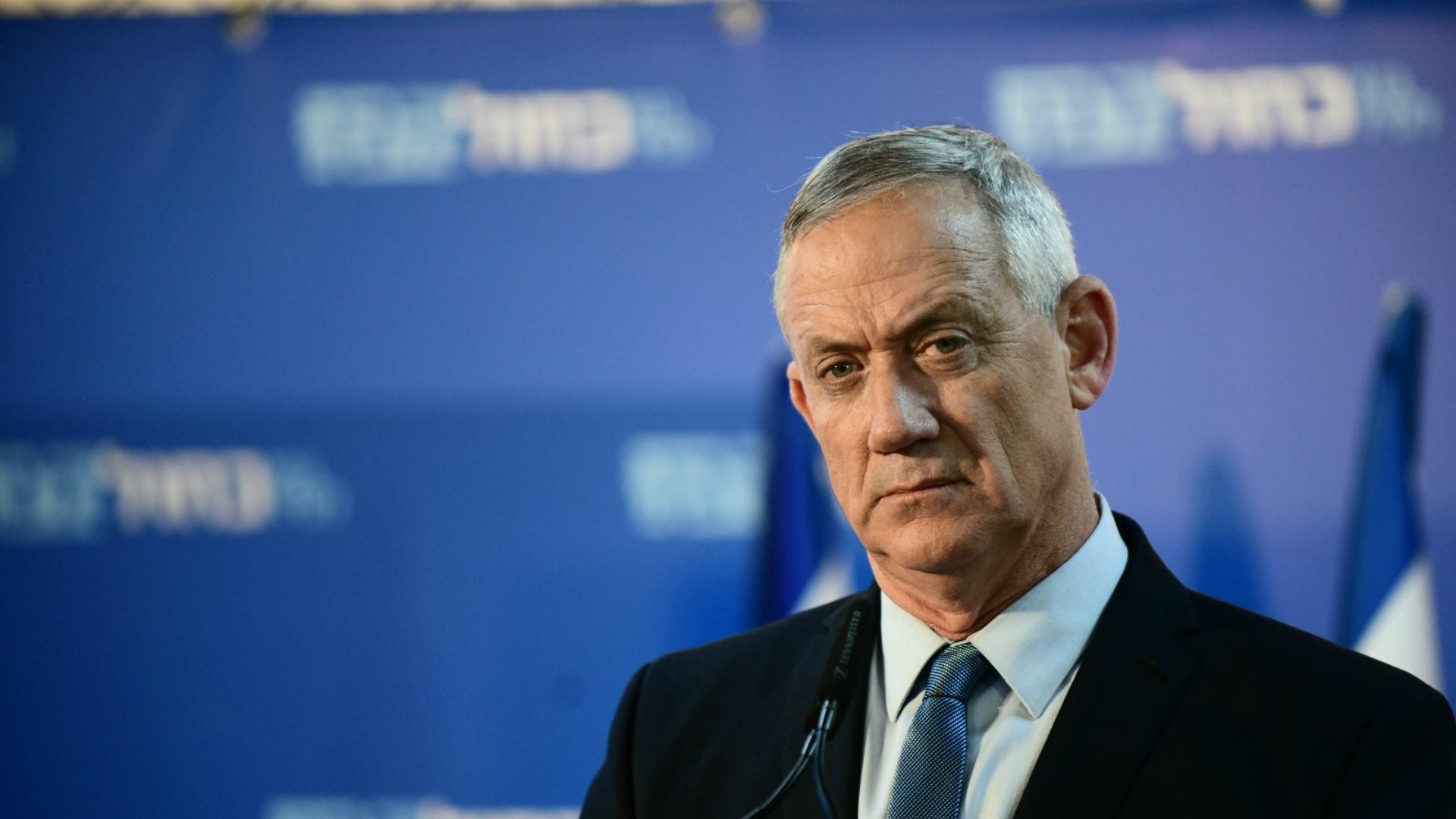 وزير الأمن الإسرائيلي