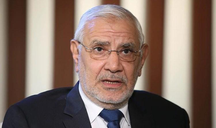 محكمة الجنايات تدرج عبد المنعم أبو الفتوح على لائحة الشخصيات الإرهابية
