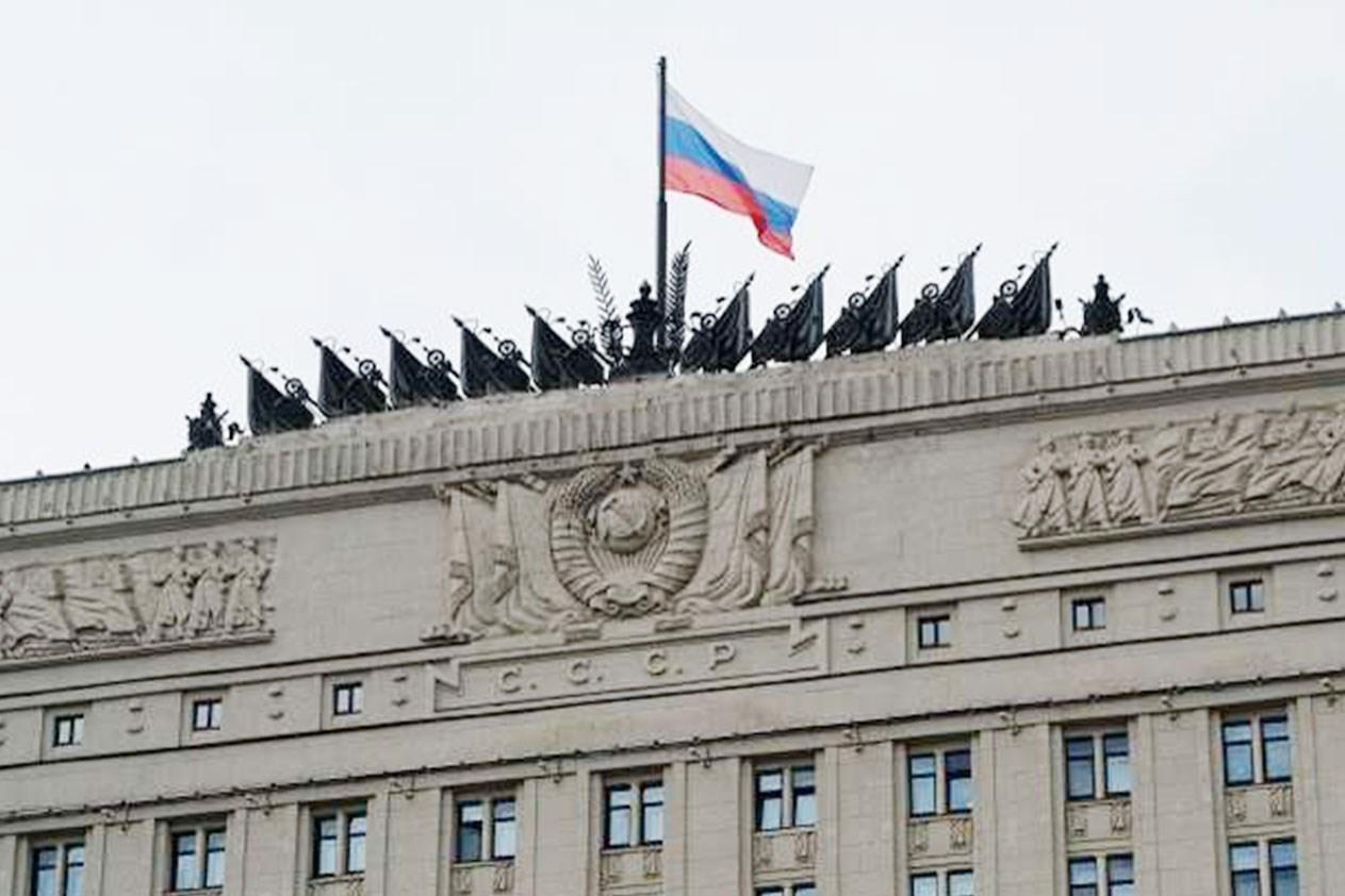 الدفاع الروسية: انفجار لغم في منطقة مداغيز أدى إلى إصابة الضابط الروسي ومقتل آخرين