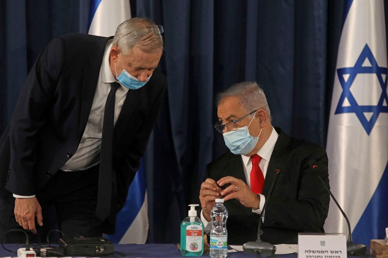 مشادة حامية بين نتنياهو وغانتس - هل تقترب اسرائيل من انتخابات ؟