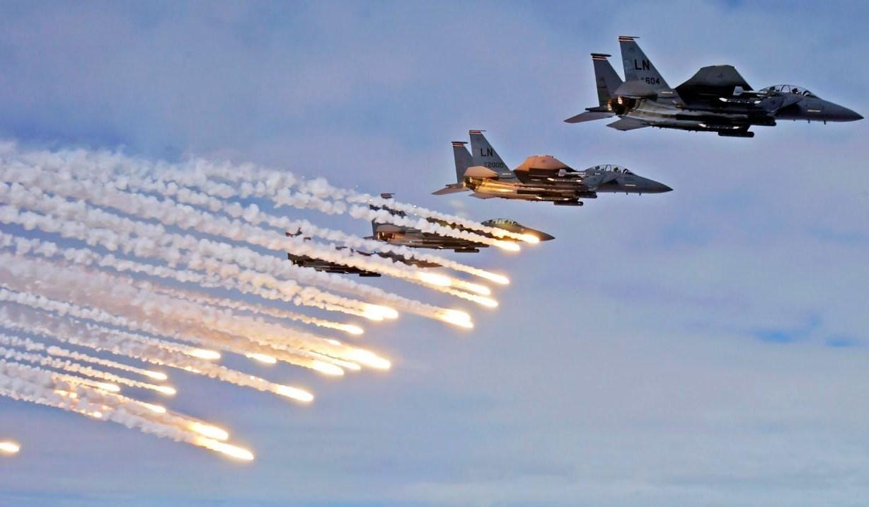 التحالف السعودي يستهدف مناطق سيطرة الجيش واللجان في الحُديدة