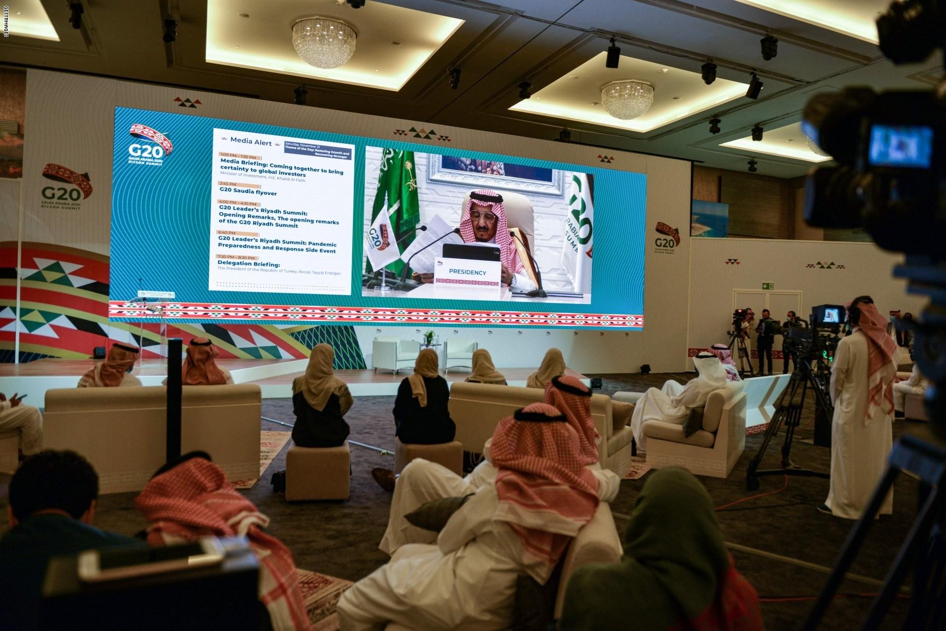 القمّة فشلت بتوفير الغطاء السياسي للسعودية