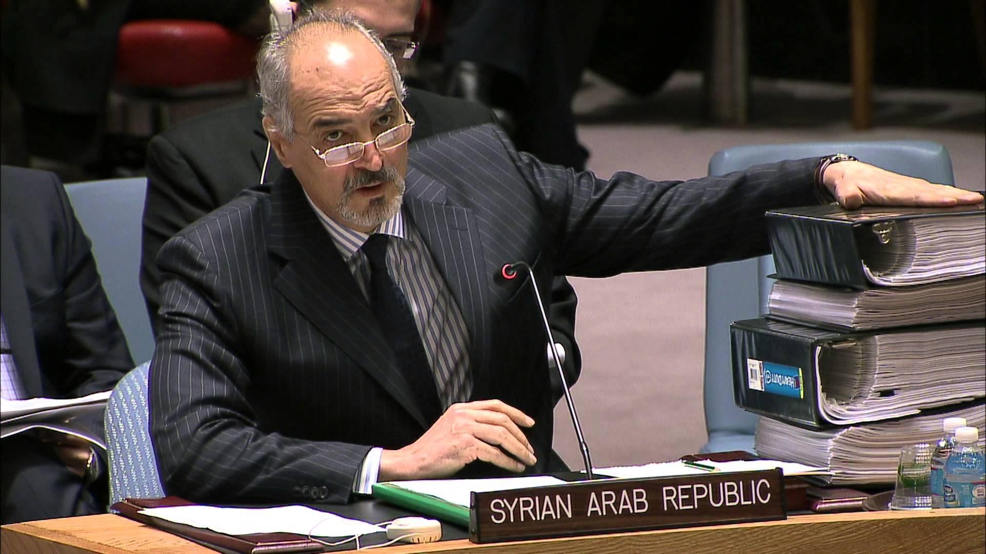 الجعفري: الدول المعادية لسوريا تواصل دعم التنظيمات الإرهابية