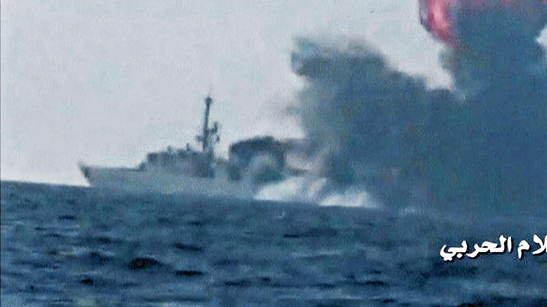 المخاوف تشمل التكتيكات البحرية التي نفّذتها الجماعة قبالة السواحل اليمنيّة