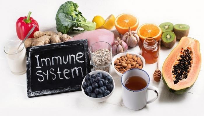 يحتاج نظام المناعة الصحي إلى تغذية جيدة ومنتظمة إضافة إلى الفاكهة والخضار
