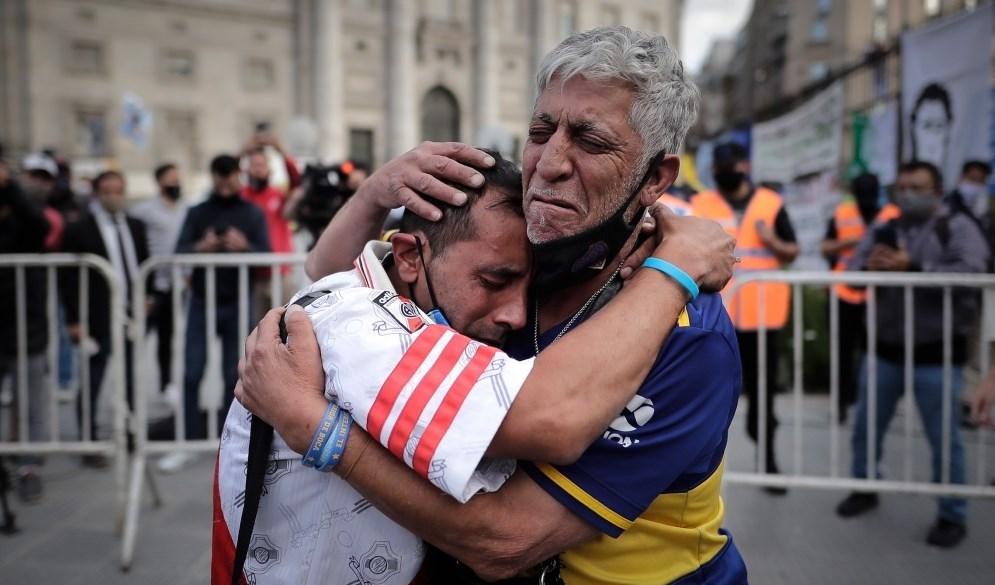 الأرجنتين: 7 أيام من الحداد على مارادونا