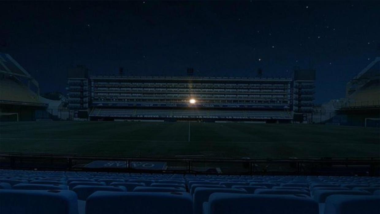 تحية استثنائية لمارادونا في ملعب بومبونيرا