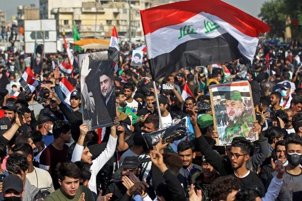 الصدر في خطبة الجمعة الأولى: لسنا طامعين بالحكم والقتل آخر الكي ولسنا بصدده